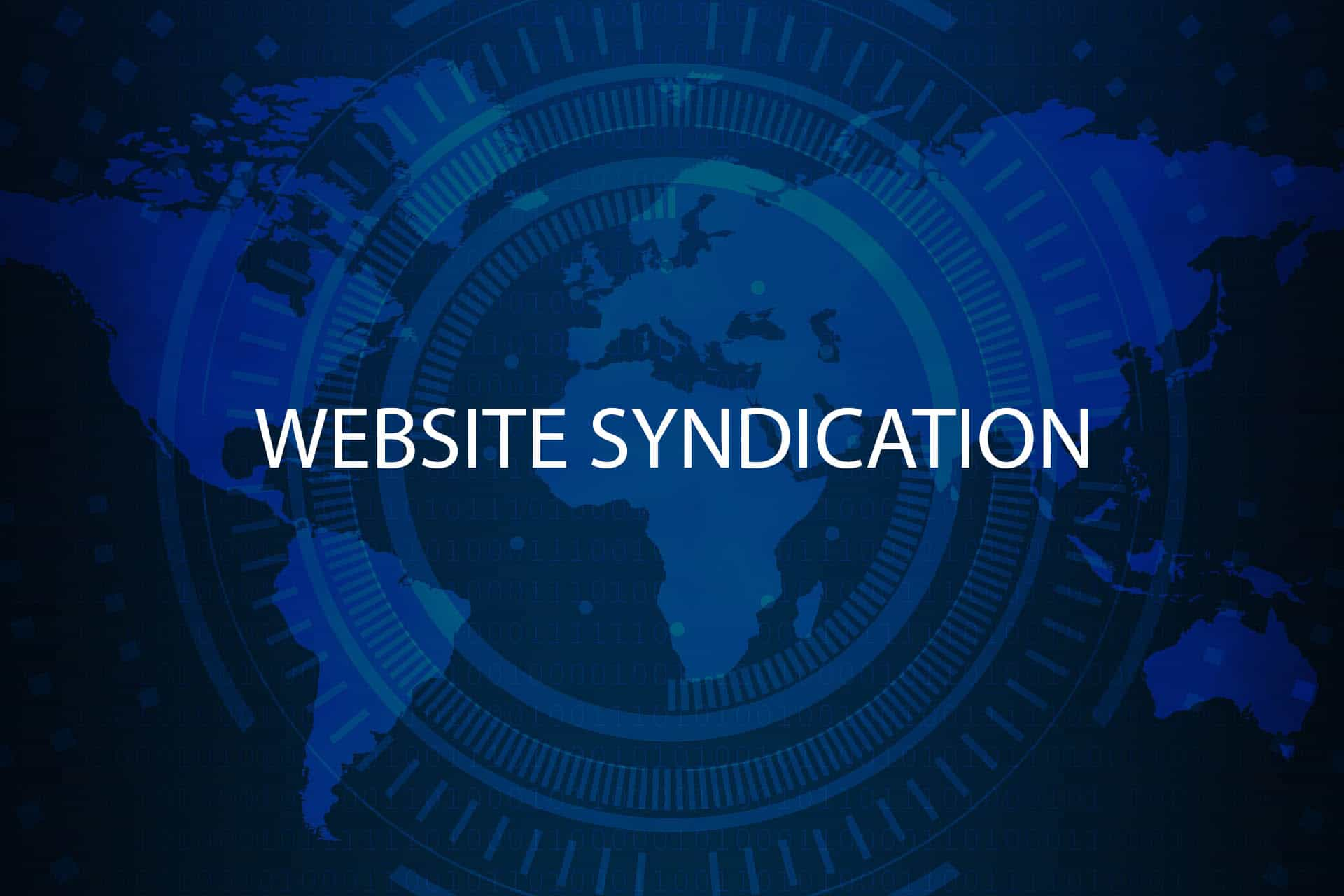Lystt Marketing Website Syndication
